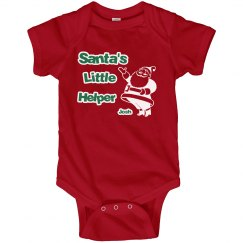 Santa's Lil' Helper Josh