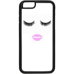 Cute Face iPhone Case