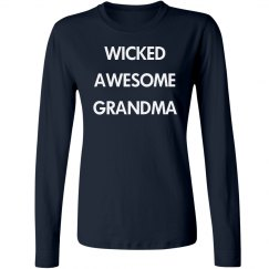 Wicked awesome grandma
