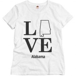 Love alabama