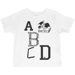Random Wear ABC's (toddlers)