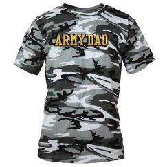 Army Dad Camo Tee