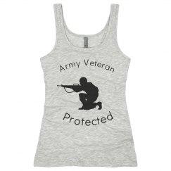 Army Veteran Protected