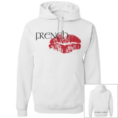 FRENCH KISS HOODIE A