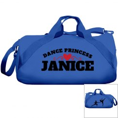 Janice, dance princess
