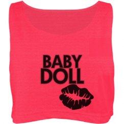 BabyDoll Crop
