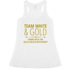 Team White & Gold