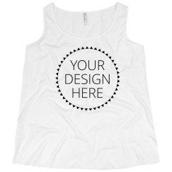 Create a Custom Plus Tank