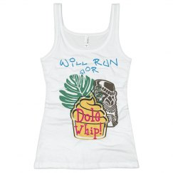 Will run for Dole whip