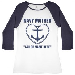 Navy Mother Emblem