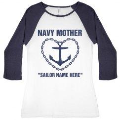 Navy Mother Emblem