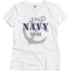 USA Navy Mom