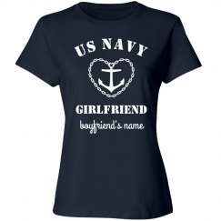 US Navy Girlfriend