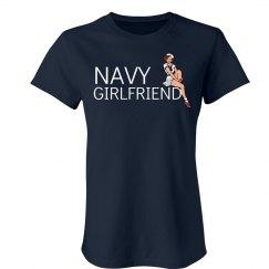 Navy Girlfriend Pinup