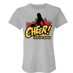 Cheer for the High School