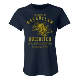 Ravenclaw Quidditch Fan