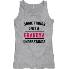 Only grandma understands