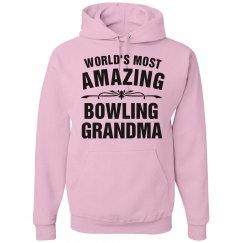 Bowling Grandma