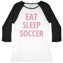 Eat, sleep, soccer