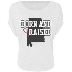 Born and Raised- AL