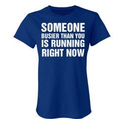 Someone Is Running