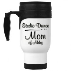 Dance Mom Coffee Thermos