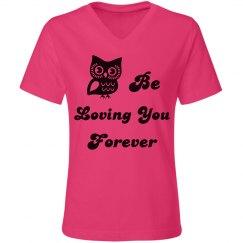 Owl Be Loving You Forever