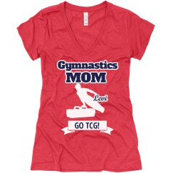 Gym Mom Red