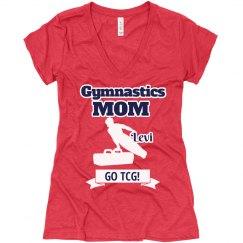 Gym Mom Red