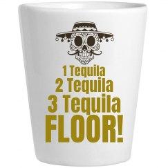 Cinco de Tequila Shot