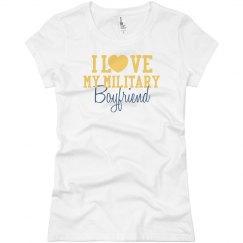 Love Heart Military BF