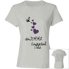 Do Terra Heart Shirt