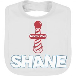 North Pole bib Christmas