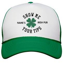 Irish Pub Bartender