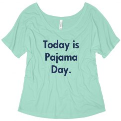 Pajama Day Relaxed Tee
