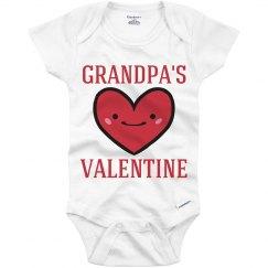 Grandpa's Valentine Grandchild