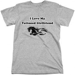love my tattooed girl