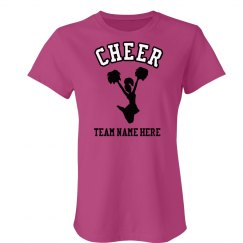 Cheer! For Your Team