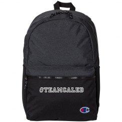 TeamCaleb Backpack!!