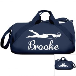 Brooke's swimming bag