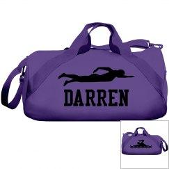 Darren swimming bag