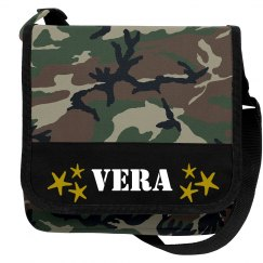 Vera Camo bag