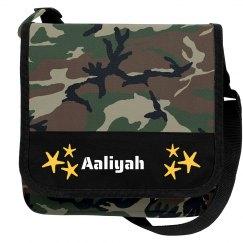 Aaliyah Camo bag