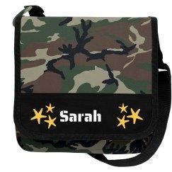 Sarah Camo bag