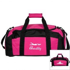 Chastity swimming bag