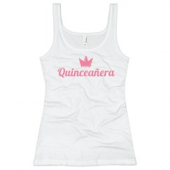 Quinceanera Custom Shirt