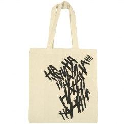 Trick Or Treat Joker Bag
