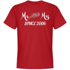Mr & Mrs since 2006
