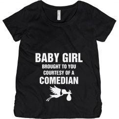 Comedians Girl