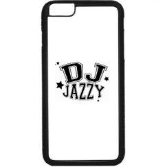 Plain DJ JAZZY Phone Case